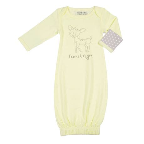 Soft Sayings Newborn Gowns