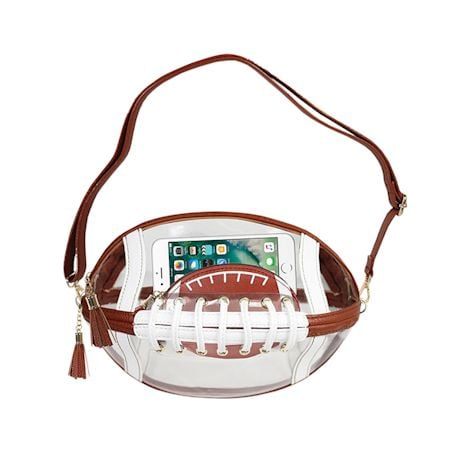 Gameday Touchdown Clear Football Bags