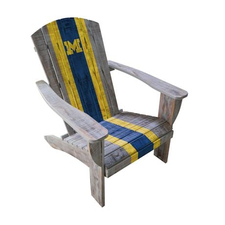 NCAA Adirondack Chair