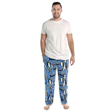 Humor Lounge Pants - Out Cold