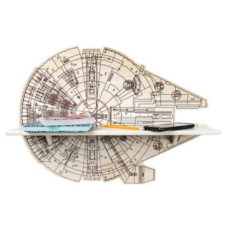 Millennium Falcon Shelf