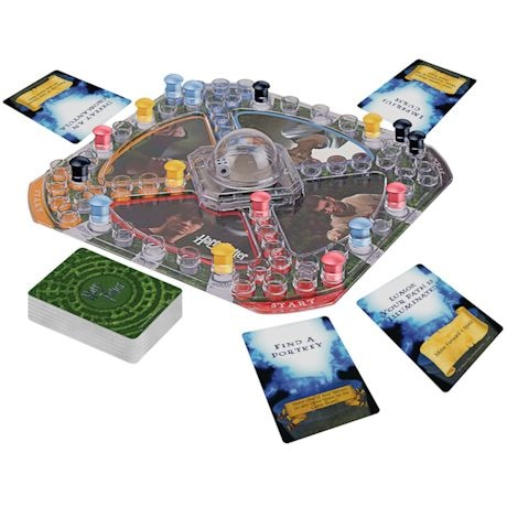 Triwizard Maze Game