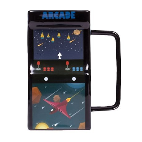 Arcade Console Heat Changing Mug