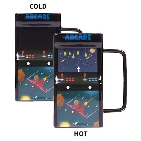 Arcade Console Heat Changing Mug