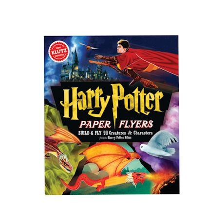 Harry Potter Paper Flyers Craft Kits