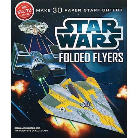 Star Wars Paper Flyers Craft Kits