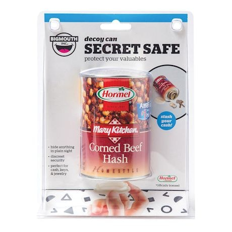 Can Safes - Hormel Corned Beef