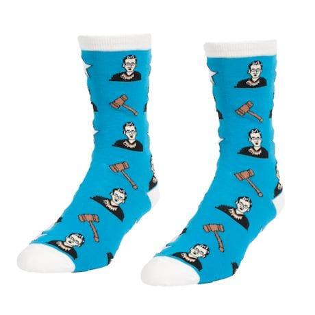 Women's Ruth Bader Ginsburg (RBG) Socks