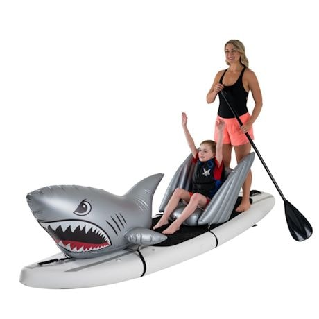 Stand-Up Paddleboard Floats
