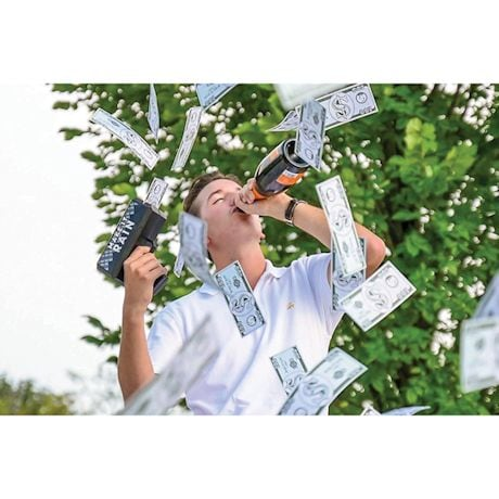 Make It Rain Money Shooter