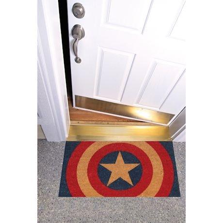 Captain America Doormat