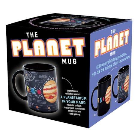 Transforming Planet Mug