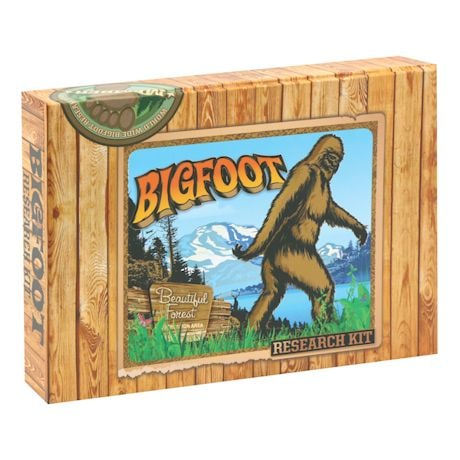 Bigfoot Research Kit