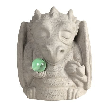 Dragon Marble Statue