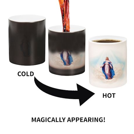 Virgin Mary Heat Change Mug