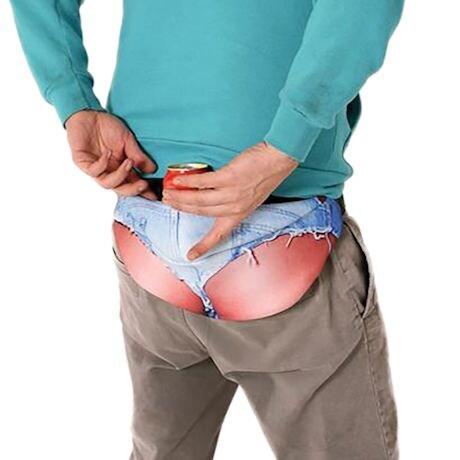Butt Crack Fanny Pack