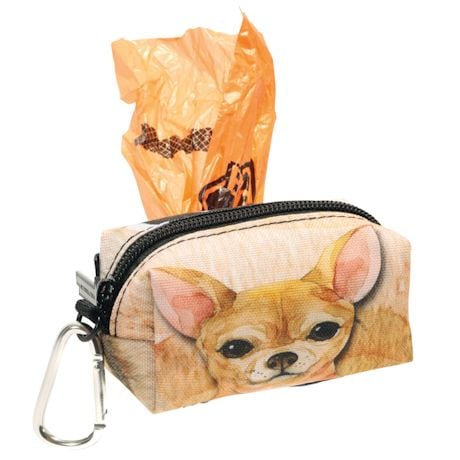 Dog Breed Poop Bag Holders