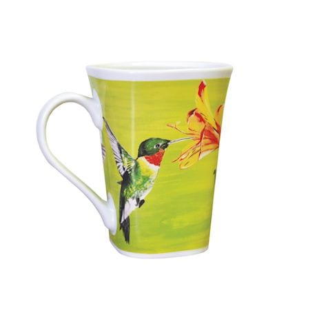 Hummingbird Heat Change Mug
