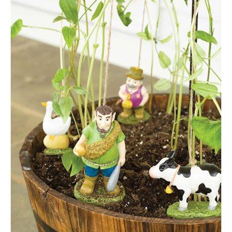 Jack And The Beanstalk Plant Trellis Kit
