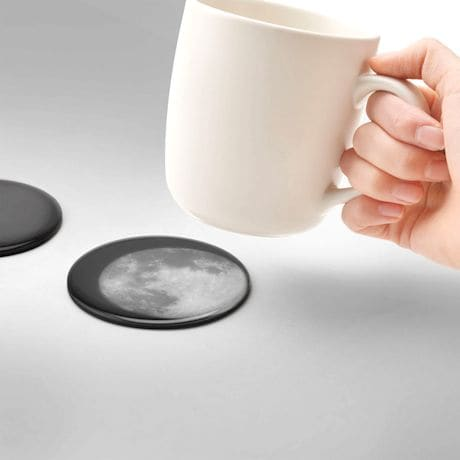 Drink The Moon Coasters
