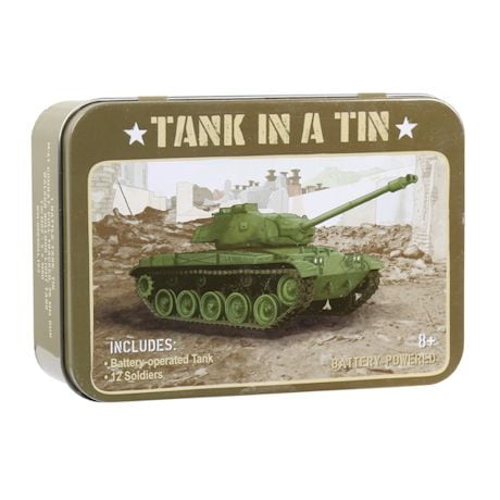 Fun in a Tin