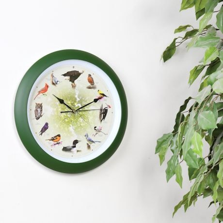 Singing Bird Clock - Limited 20th Anniversary Edition