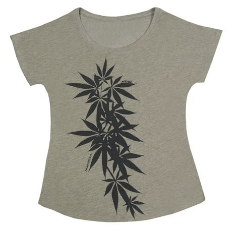 Hemp Leaf T-shirt