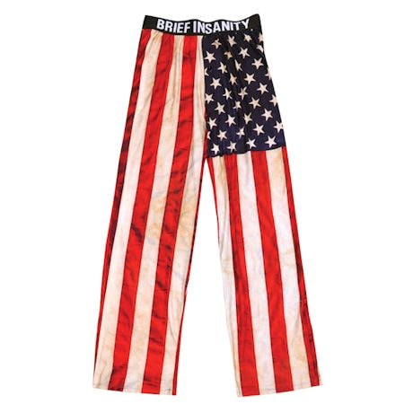 American Flag Lounge Pants