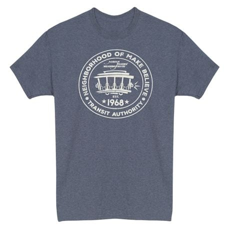 Mr. Rogers' Neighborhood Trolley T-Shirt