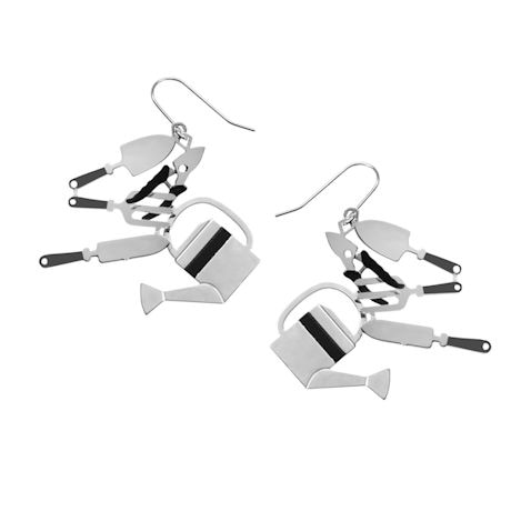 Gardening Tool Earrings