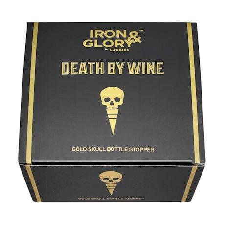 Death By Wine Stopper