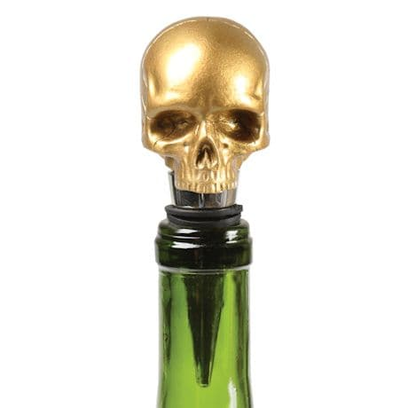 Death By Wine Stopper