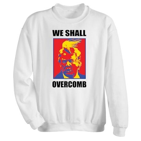 We Shall Overcomb T-Shirts
