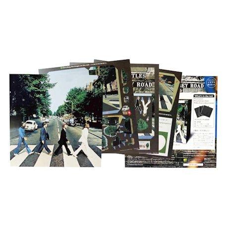 Beatles 3D Album Art Puzzle Box