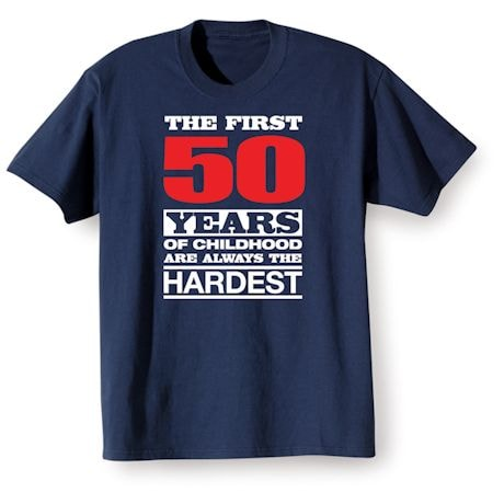 The First Years Of Childhood T-Shirts