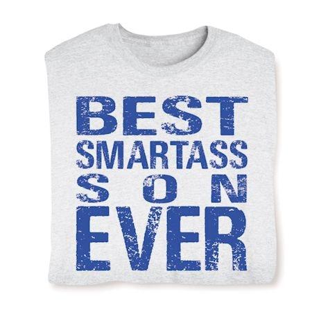 Best Smartass Child Shirts