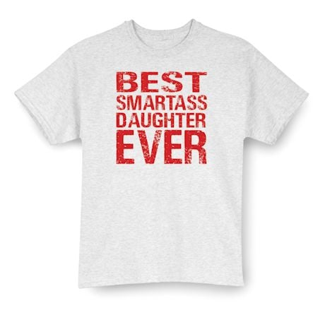 Best Smartass Child Shirts