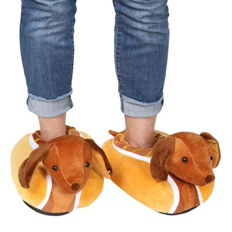 Weiner Dog Slippers