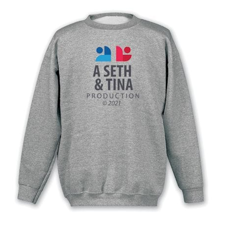 Customized Couple Production © (year) Shirts, Baby Snapsuit