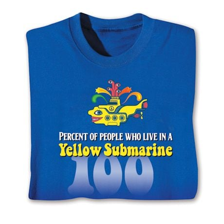 Yellow Submarine Shirts