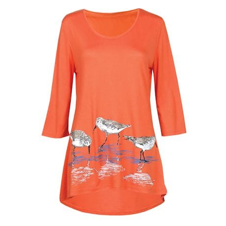 Sandpipers Tunic