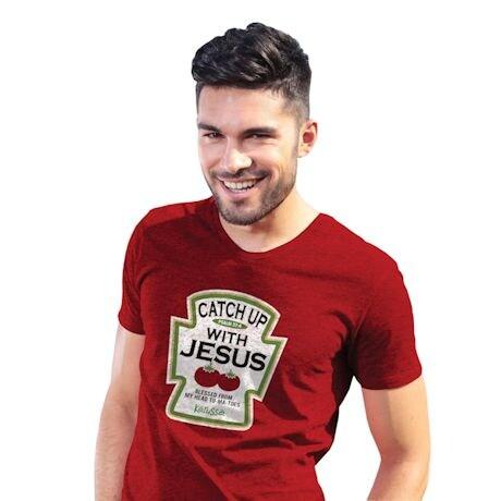 Biblical Condiment T-shirts