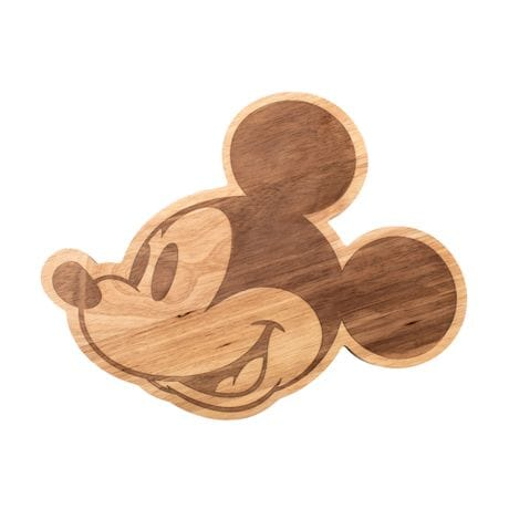 Mickey Mouse Cheese Board Serving Platter