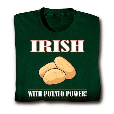 International Food Shirts