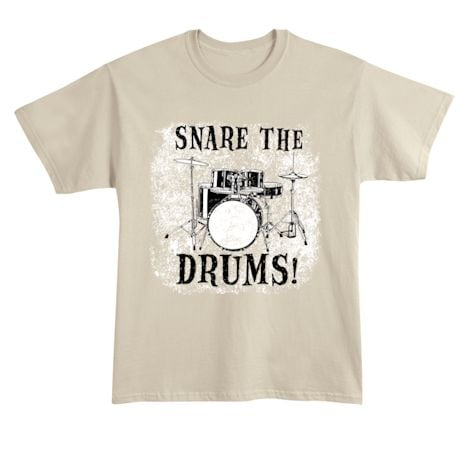 Fear The Instrument Shirts