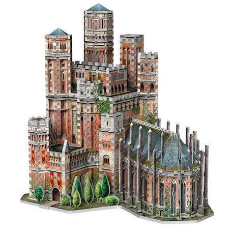 Game Of Thrones 3-D Puzzles
