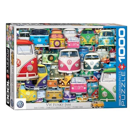 VW Van Puzzle