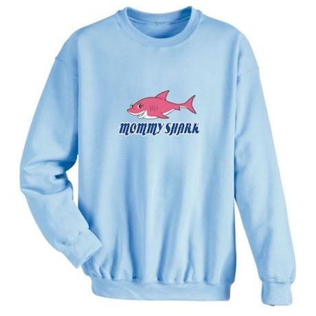 Shark Family T-Shirts