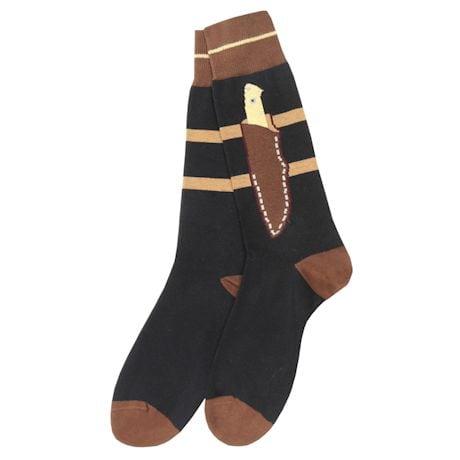 Pistol and Holster Socks