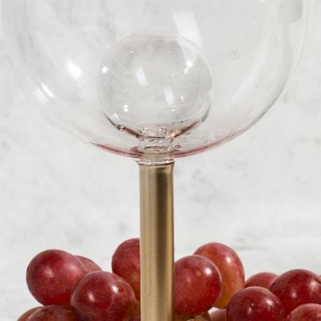 Aerating Vino Glass